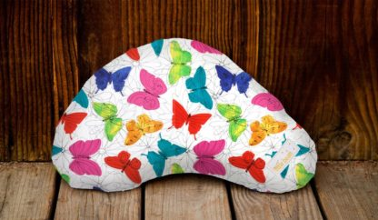 Littlebeam butterflies nursing pillow.